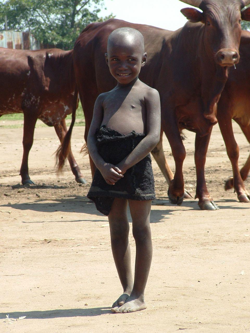 Uganda; I will go.