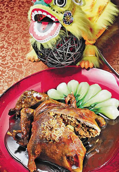 Pre-cooked Chinese New Year Dishes | nom-nom, food