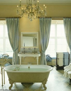 serene bath