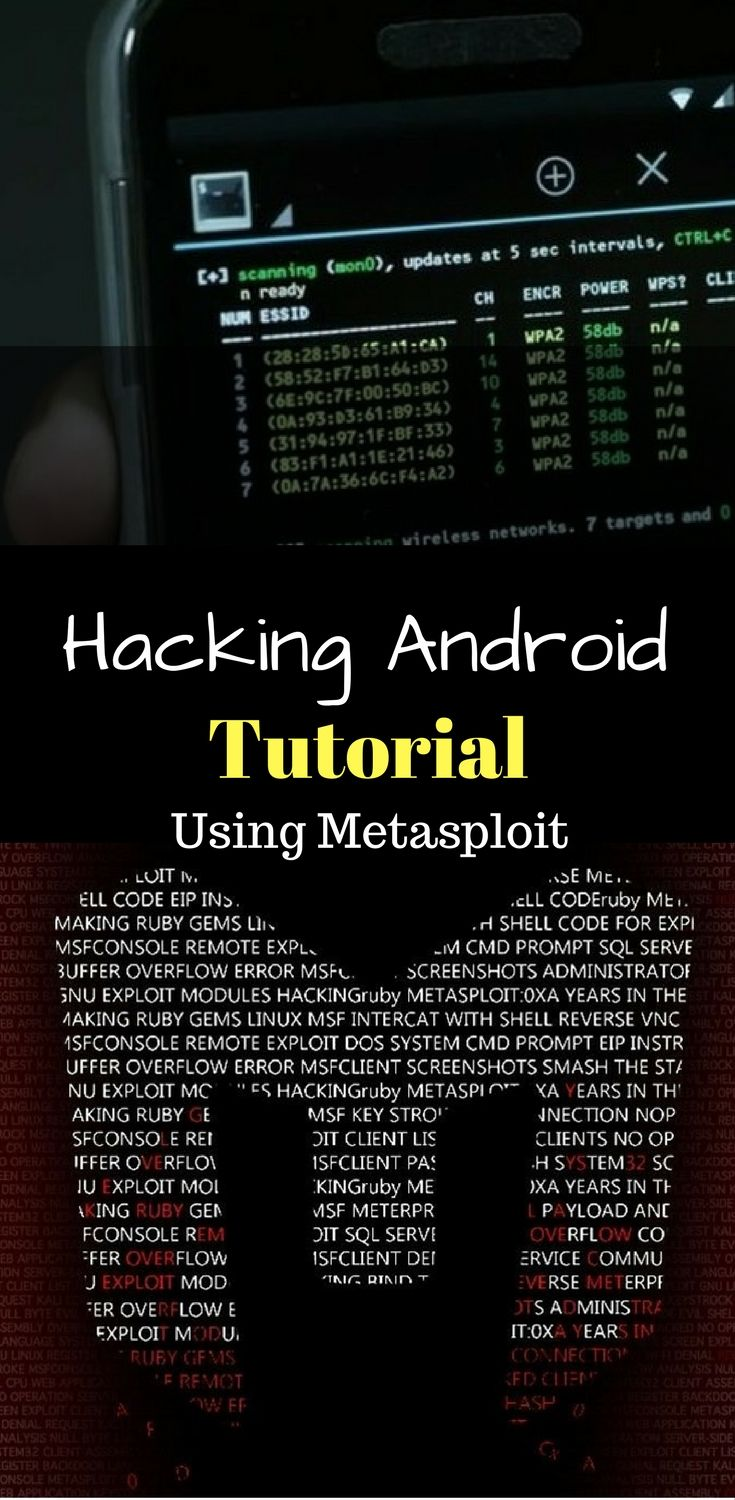 Hacking Android Smartphone Using MetaSploit Step By Step