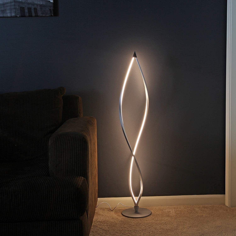 Modern Led Floor Lamp Lampes De Sol Modernes Lampe Sur Pied Et