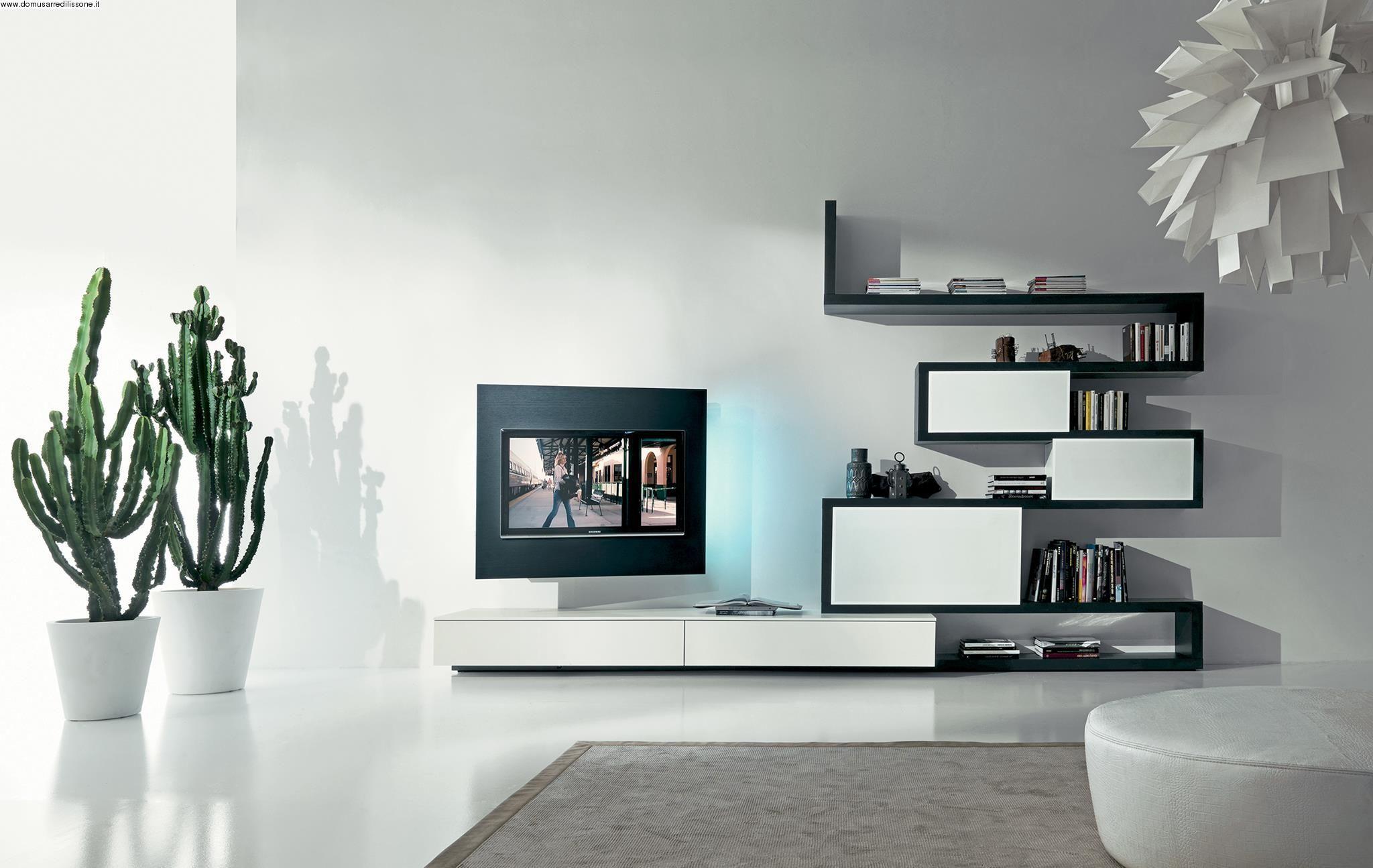 Fimar Mobili ~ Il soggiorno di fimar mobili porta televisione