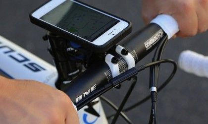 Quad Lock Iphone 5 Bike Mount Kit With Images Bike Gadgets