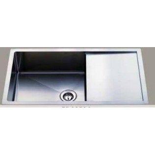 Kitchen Sink Luxury Square Single Bowl Kitchen Sink With Single Drainer Radius Corners Single Bowl Kitchen Sink Kitchen Sink Square Kitchen Sink
