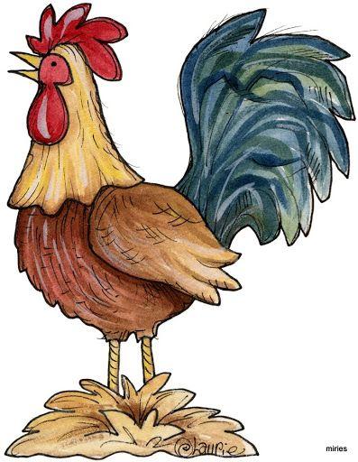Figuras De Animales Domesticos Gallinas Dibujos Laminas Para
