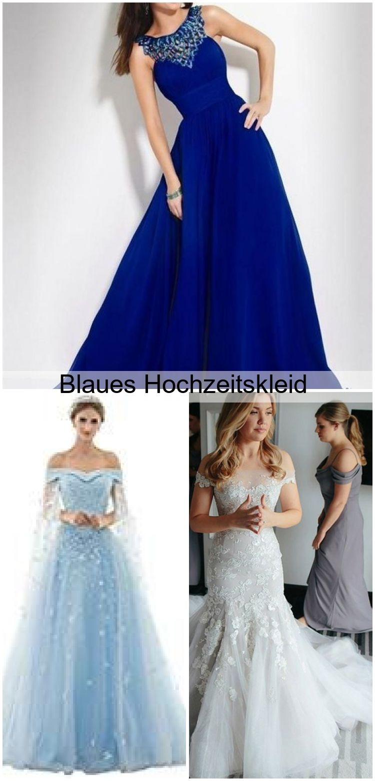 Blaues Hochzeitskleid  Dresses, Fashion, Formal dresses
