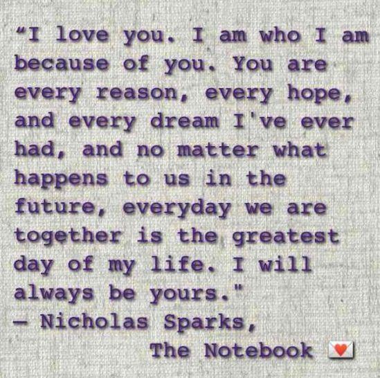 Notebook Quotes. QuotesGram