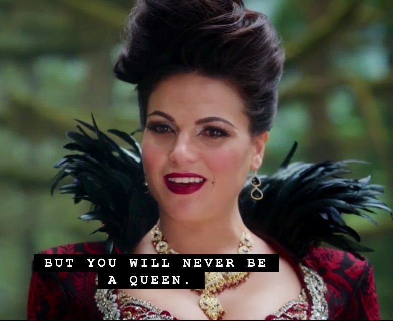 abc 39 s once upon a time evil queen regina season 3 episode 3 love her hair costume and. Black Bedroom Furniture Sets. Home Design Ideas