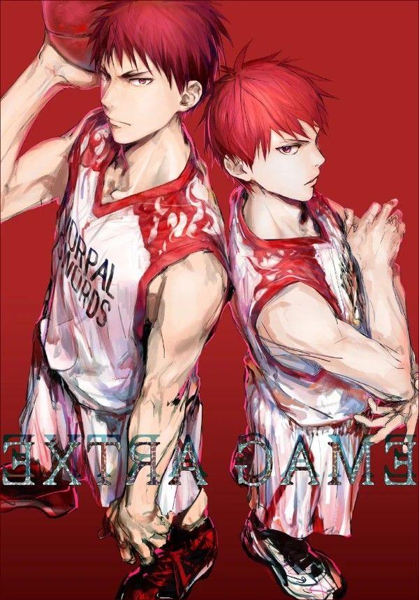 Épinglé par Miss Manga sur Kuroko no Basket Kuroko