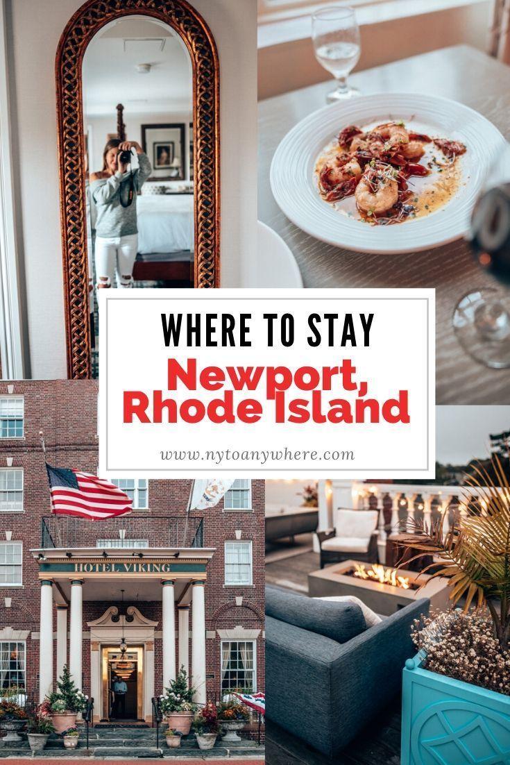 Staying At Hotel Viking New England Travel Newport Rhode Island