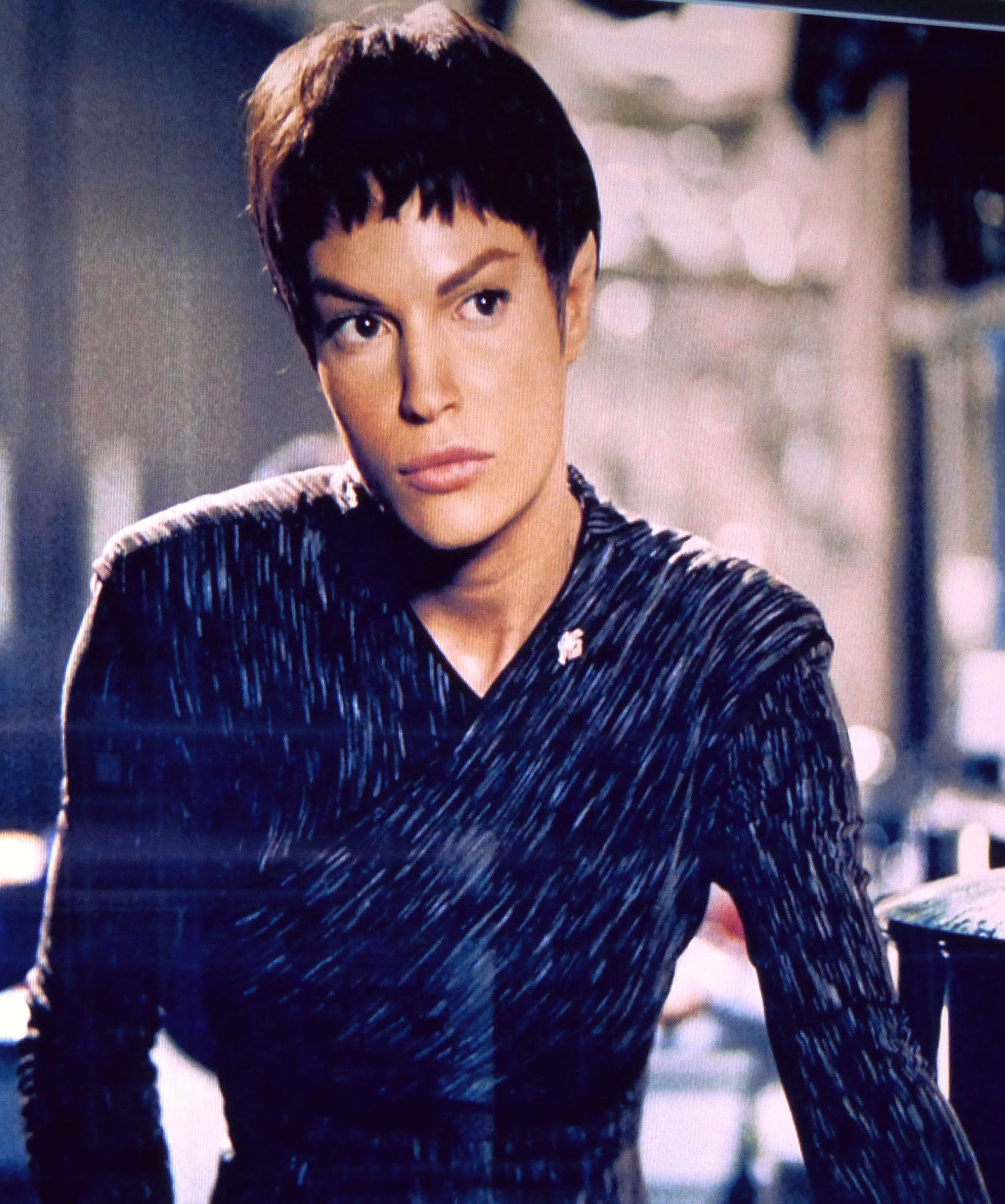 jolene blalock jolene blalock jolene blalock jolene blalock is an american film and television actress and model best known for playing