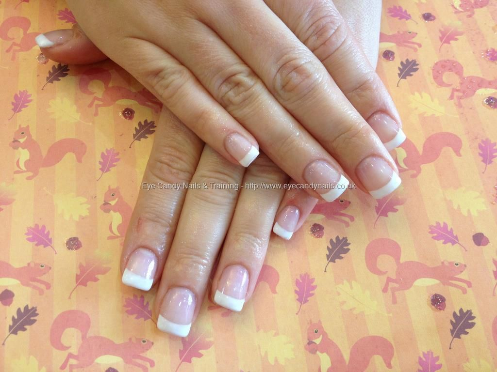 White nails with gold flakes glamour nail salon marble nail art acrylicoverlaywithfrenchgelpolish nails pinterest nail art creve coeur prinsesfo Gallery