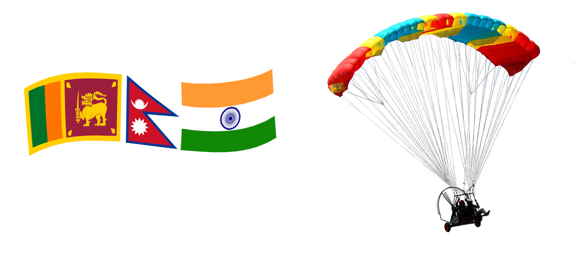 Paramotoring and Aerochute Powered Parachute flying training
