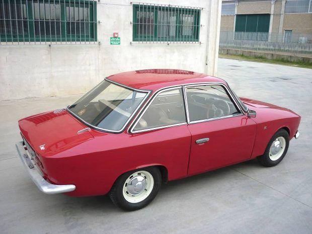 Zagato Bodied 1963 Hillman Zimp Classic Cars Chevrolet Chevelle Best Muscle Cars