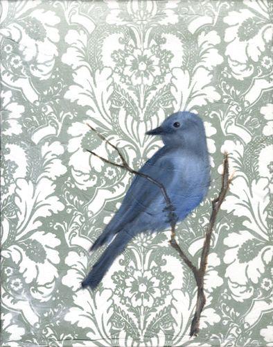 dipinto di blue...  felice di stare la su...
