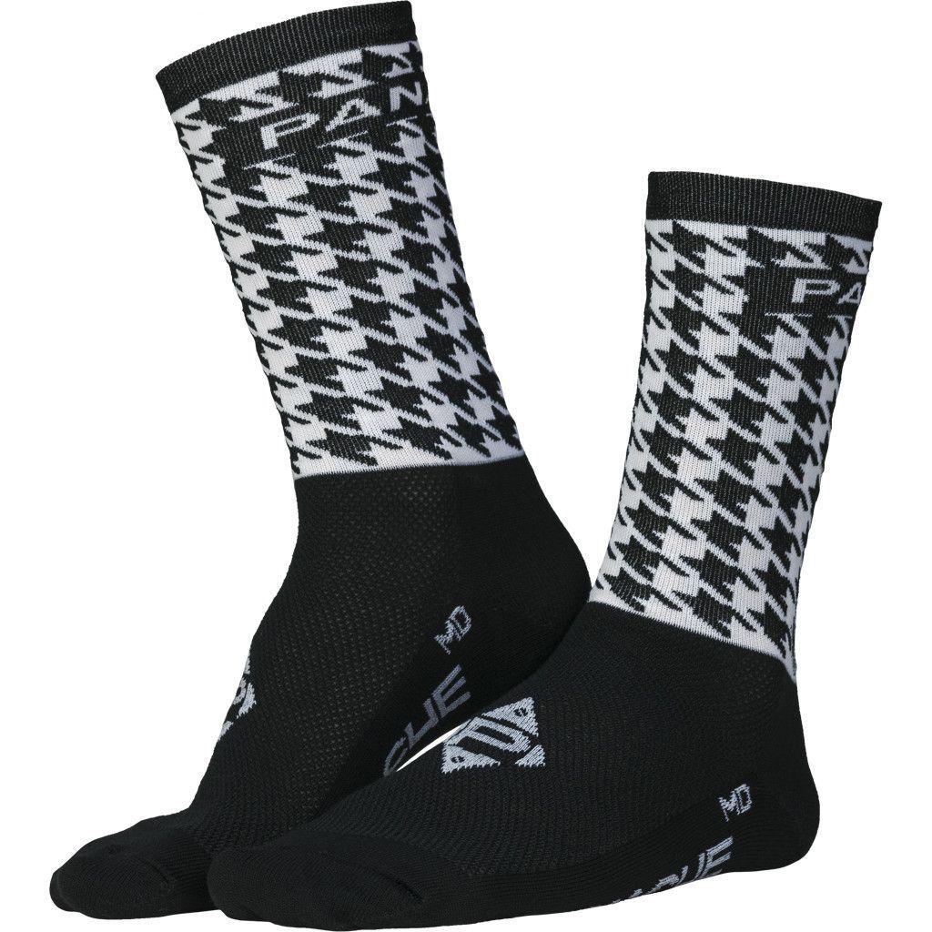 Houndstooth 17 Sock