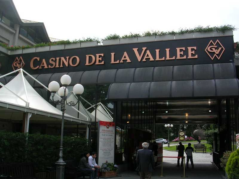 Casino vallee d aoste location of mgm casino detroit