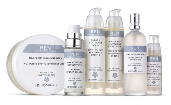 Ren Clean Skincare All Skin Types Skincare Packaging Skin Care Cleansing Balm