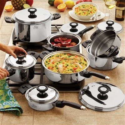 Nutraease 316ti Stainless Steel Cookwear The Safest And