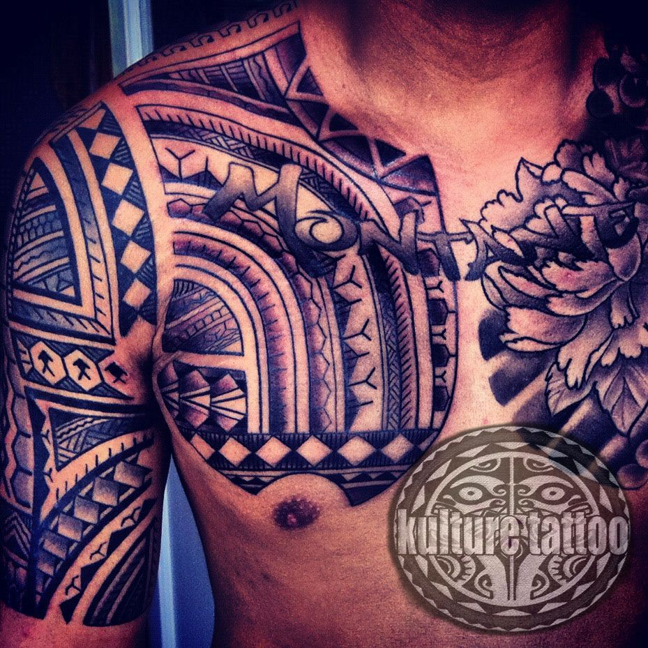 Filipino tribal tattoo pictures to pin on pinterest