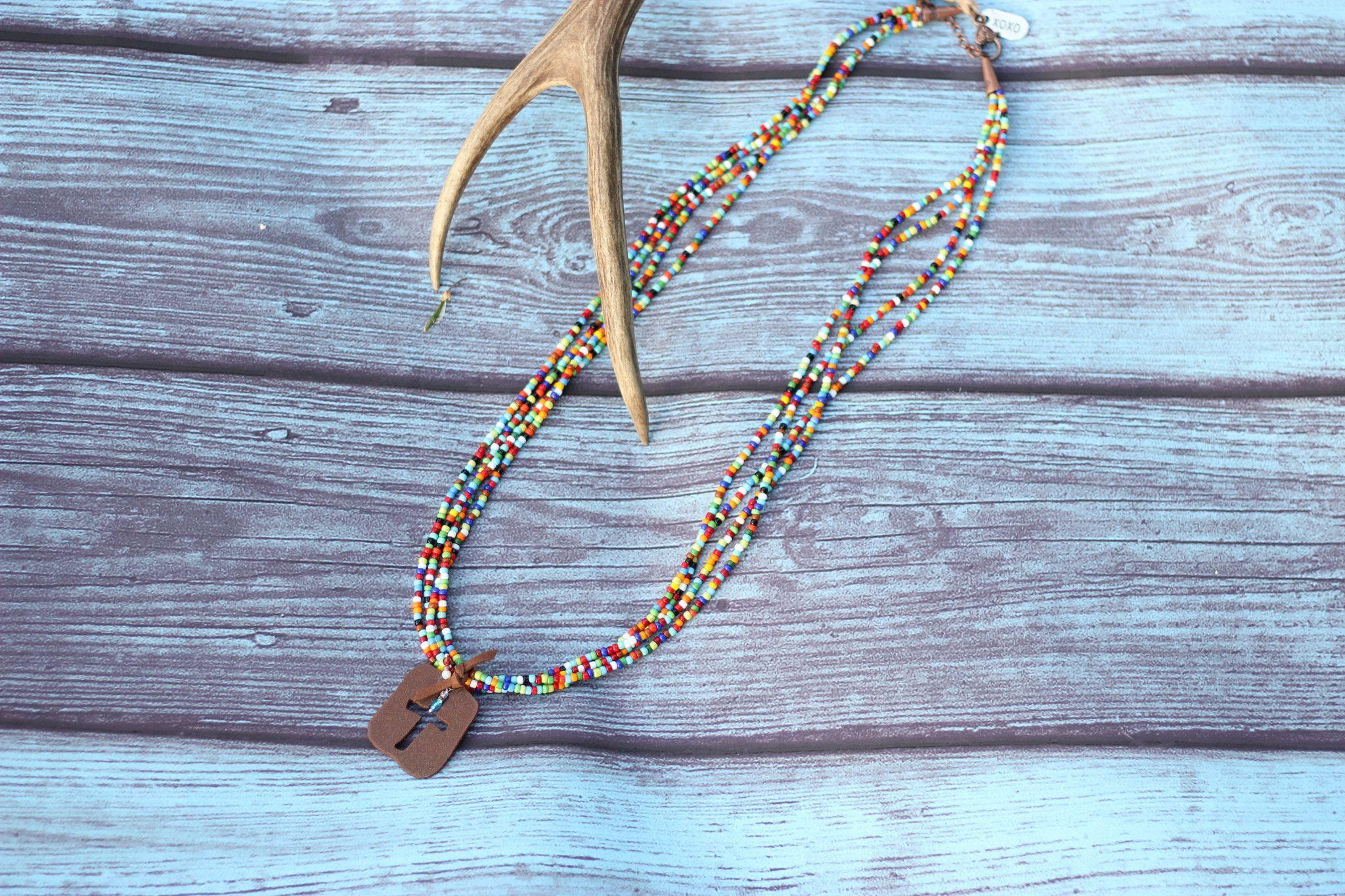 Four Strand's of Faith Necklace