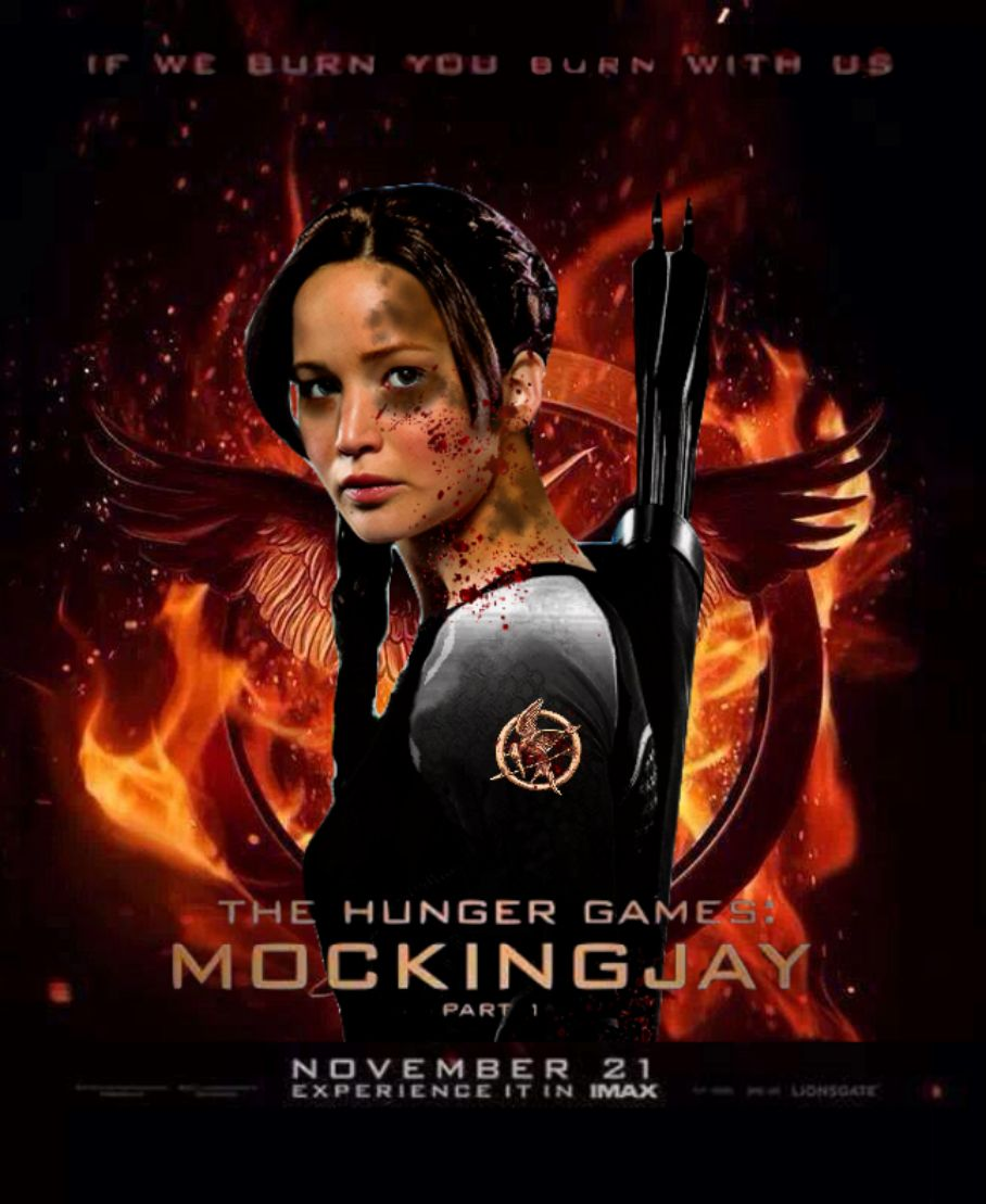 Mockingjay By Bfffestival On 2015 Movies Hunger Games Mockingjay
