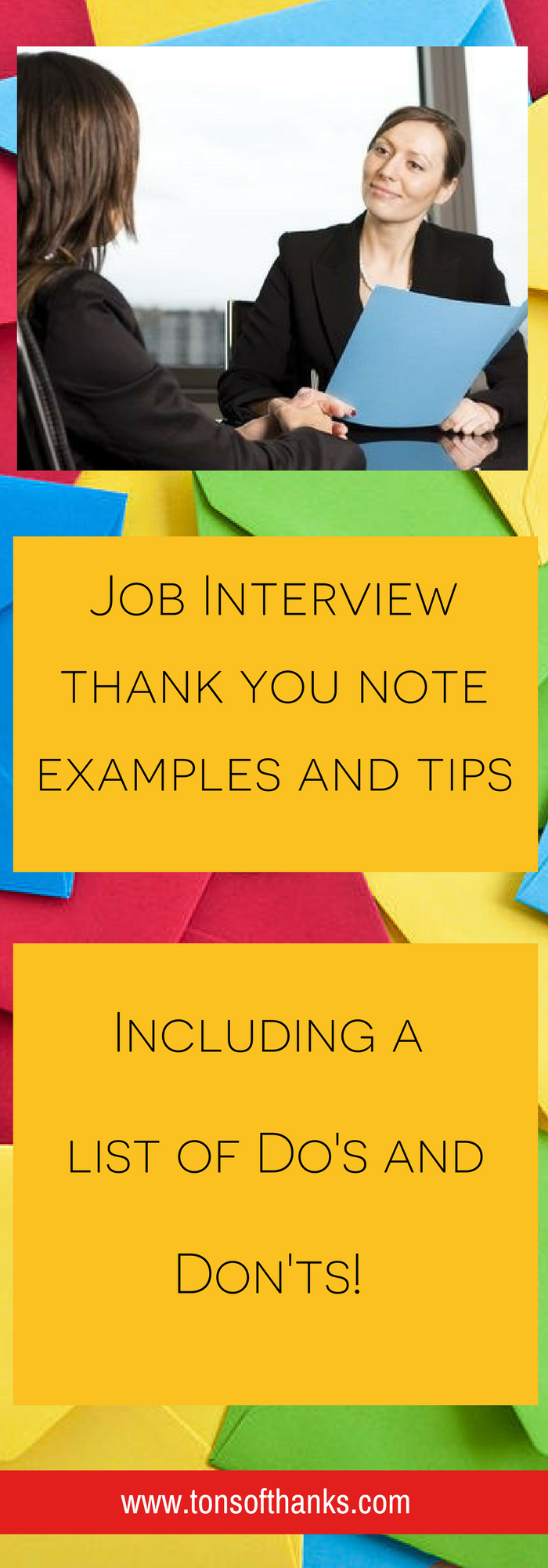 post job interview thank you note examples and tips free resume word dietetic internship example career objective for fresh graduate