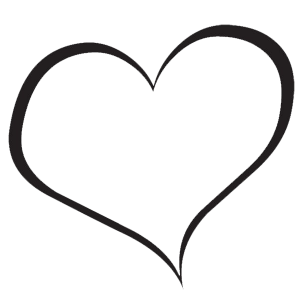 999 Heart Clipart Black And White Free Download Cloud Clipart Clipart Black And White Clip Art Black And White Love