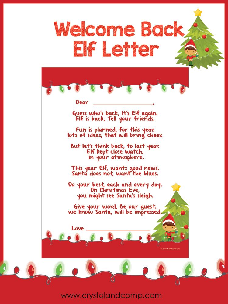 are you doing elf on the shelf this year we started this tradition in 2011 my kids absolutely love it while we obviously know that christmas is about