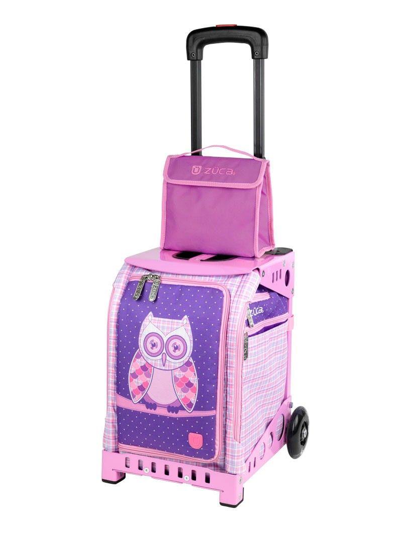 buy mini owlpink frame flashing wheelset bag at zca - Zuca Frame