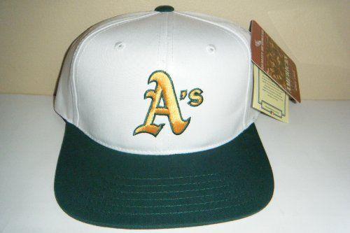f3ba62f545f Oakland A s Athletics Snapback hat by American Needle.  14.37 ...