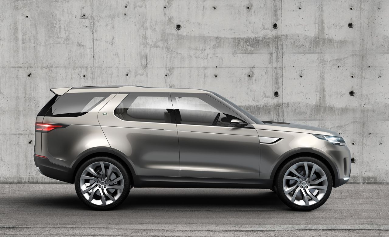Land Rover Confirms Family of Discovery Models, Including