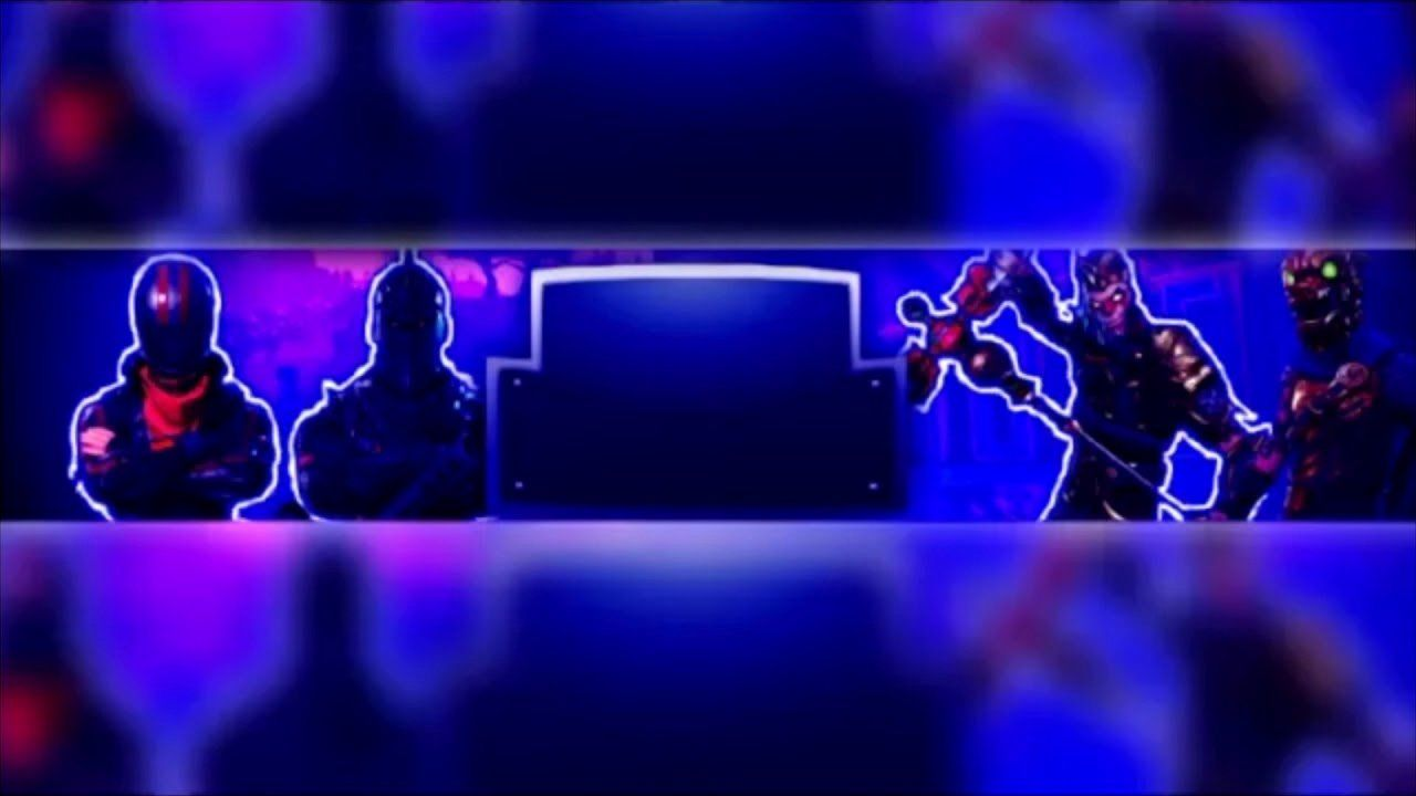 Youtube Banner Template No Text Unique Fortnite Banner Template No Text In 2020 Youtube Banner Template Youtube Banners Youtube Banner Design