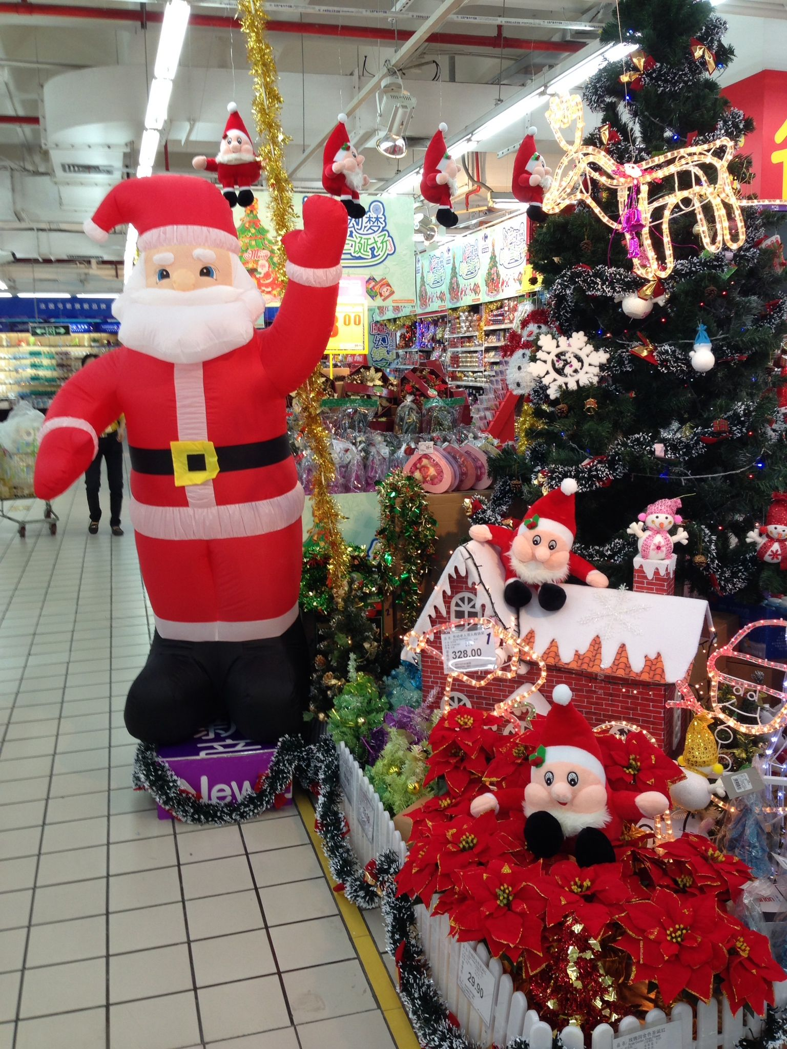 Especial Natal – China