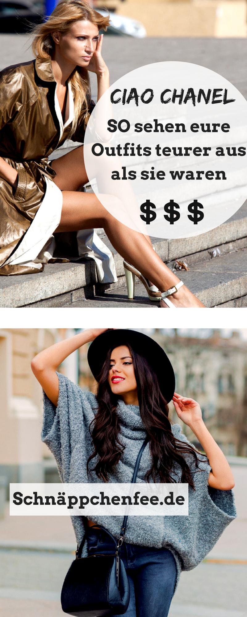 outfits teurer aussehen lassen ist nicht schwer