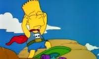 Bart The Daredevil Los Simpsons
