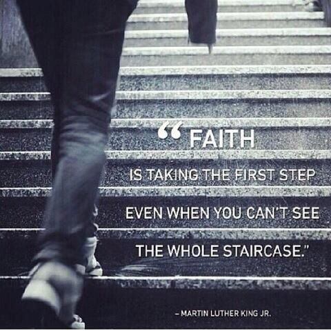 A first step is good.