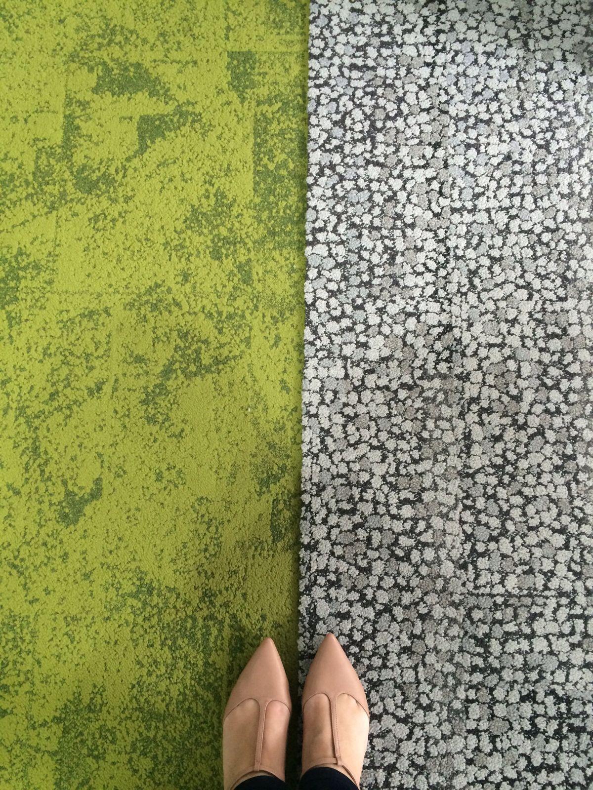 Interface Human Nature Meets Urban Retreat Carpet Tiles