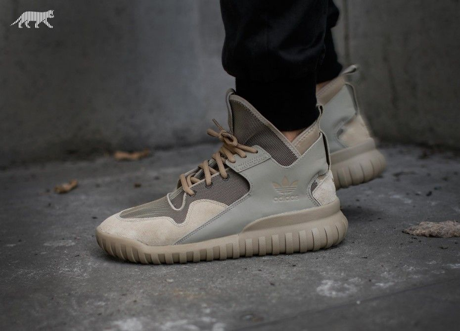 Just after adidas dropped the Tubular X in