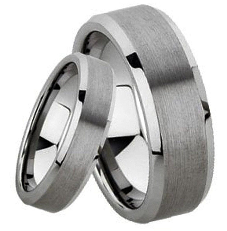 41++ Womens tungsten wedding ring sets information