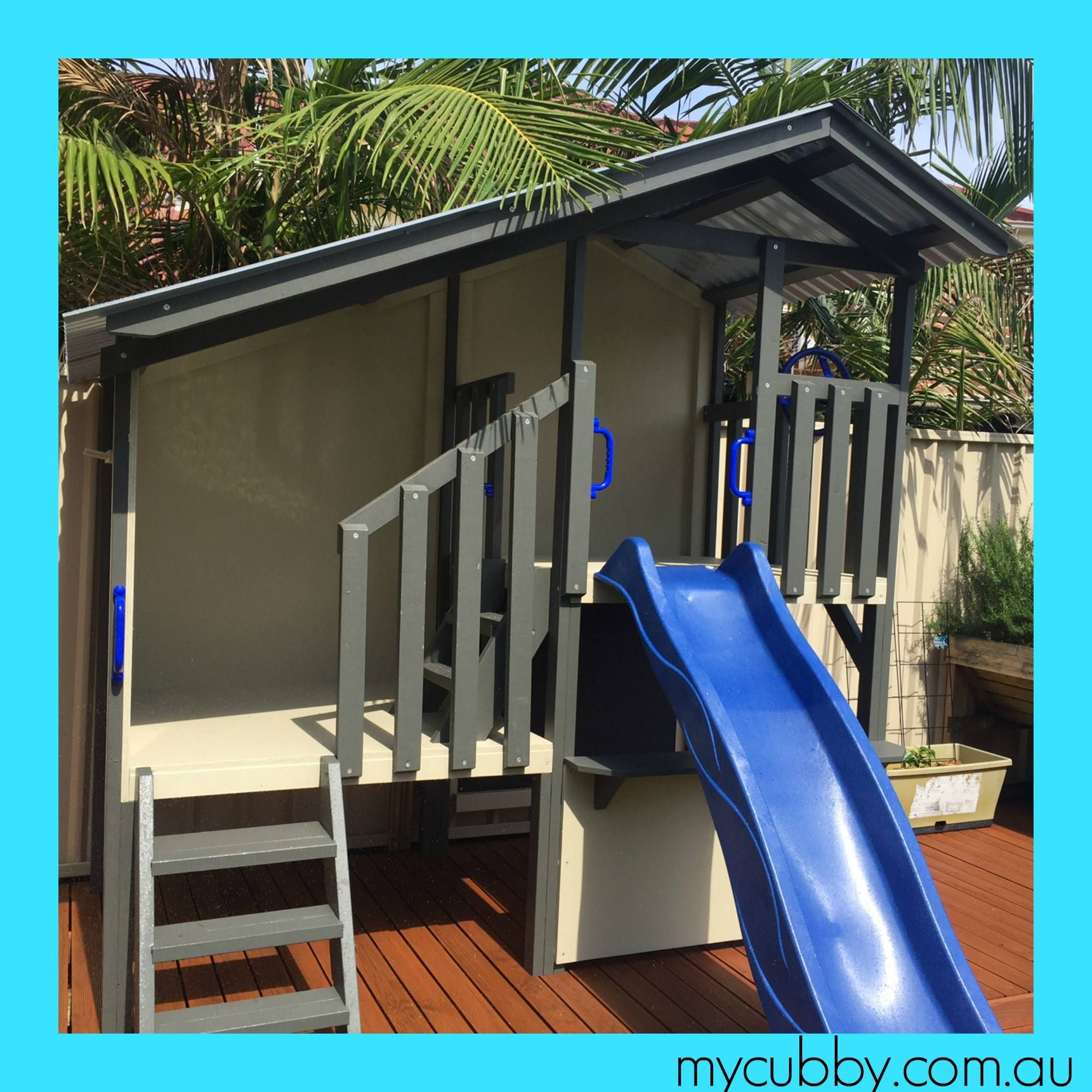 this duplex looks great on this decking area it fits in perfectly
