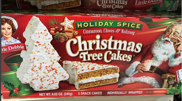 Christmas Snacks From Little Debbie These Ones Are The Holiday Spice