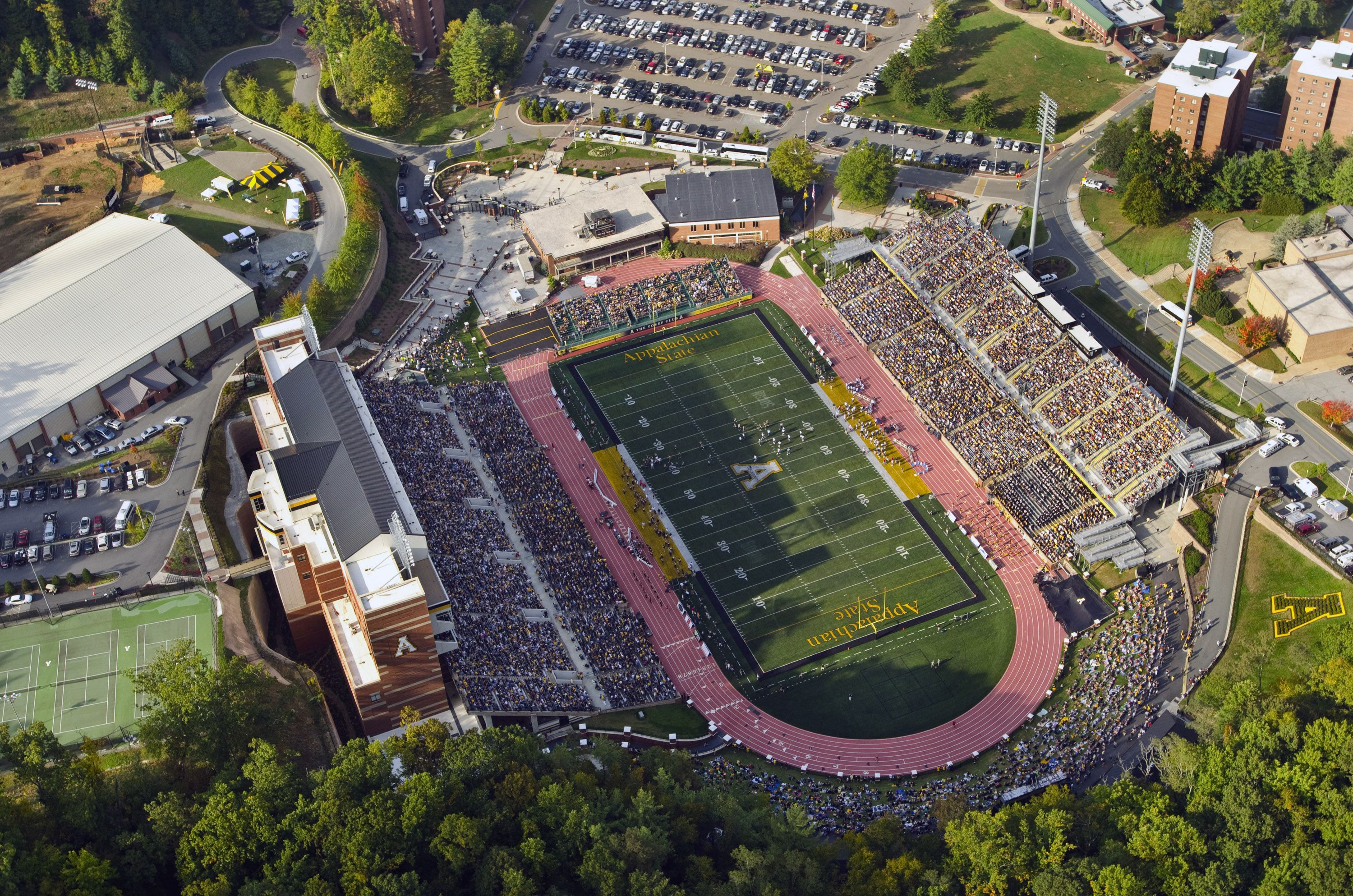 Appalachian State's Kidd Brewer Stadium cant wait for this