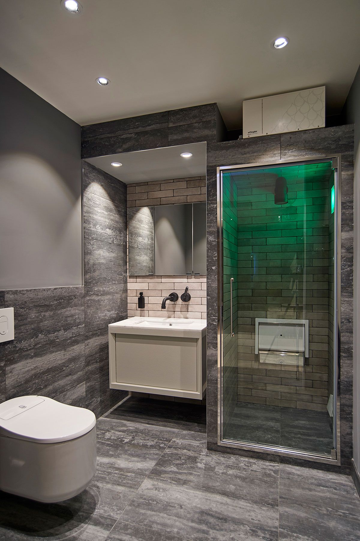 Steambox Contemporary Style Bathrooms Bathroom Styling Bathroom Design