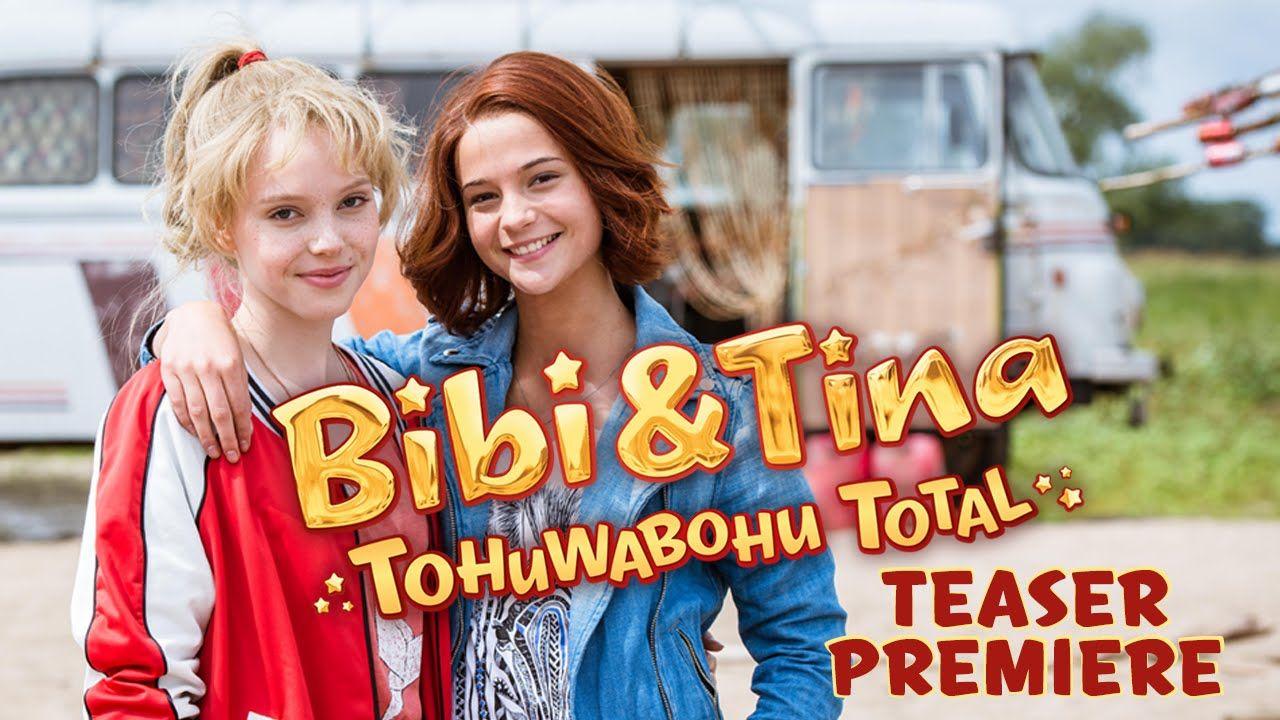 Bibi Tina 4 Tohuwabohu Total Teaser 23 02 17 Bibi Und Tina Bibi Und Tina Film Lina Larissa Strahl