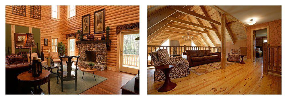 Honeymoon Dreams   News   Log Cabin Homes   I️❤️Cabin\'s ...