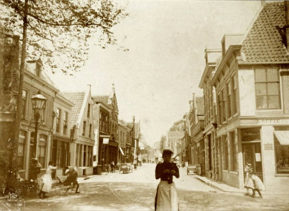 Ritsevoort, Alkmaar. 1895