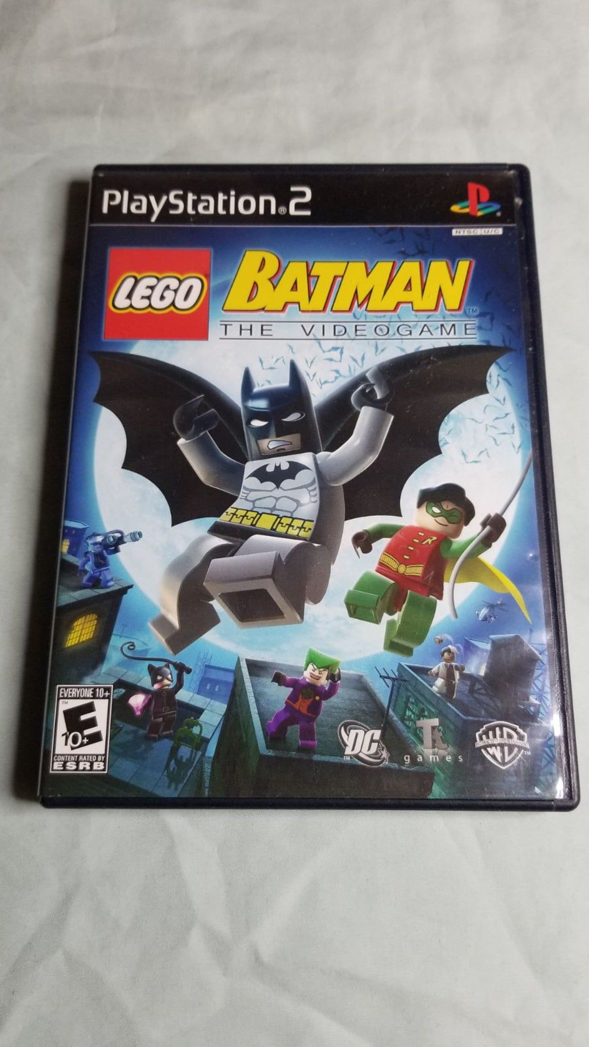 PS2 - Lego Batman | Lego batman games, Lego batman, Lego ...