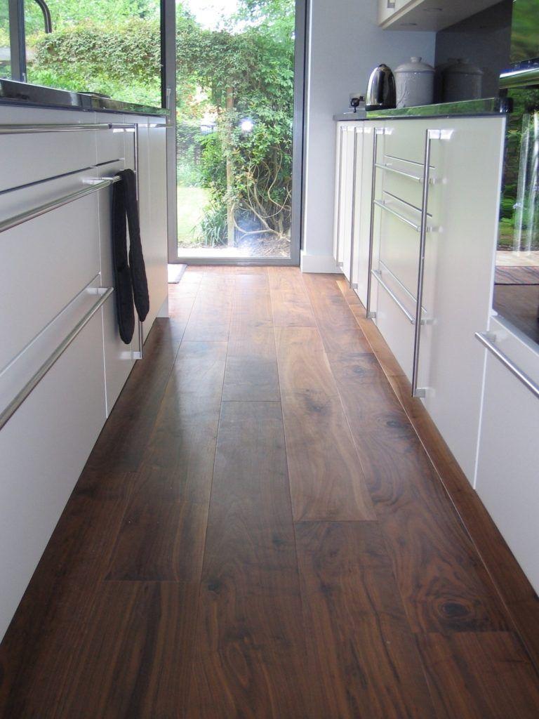 Hardwood Floor Kitchen Walnut ...   Walnut wood floors ...