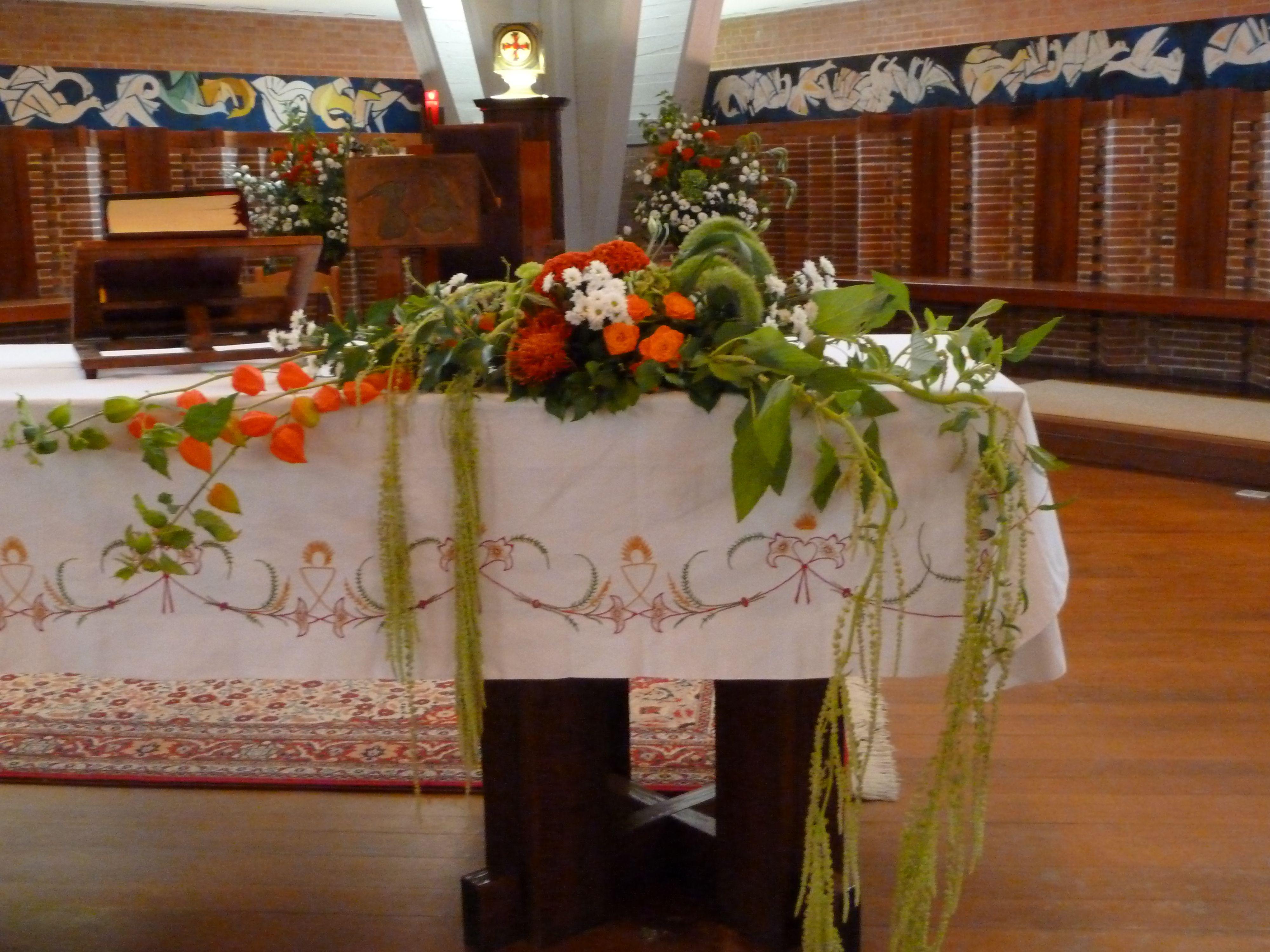 Decorazioni Matrimonio Arancione : Matrimonio a tema con fiori color arancione matrimonio in